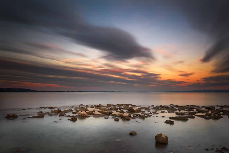 Sonnenaufgang  ·  Bodensee