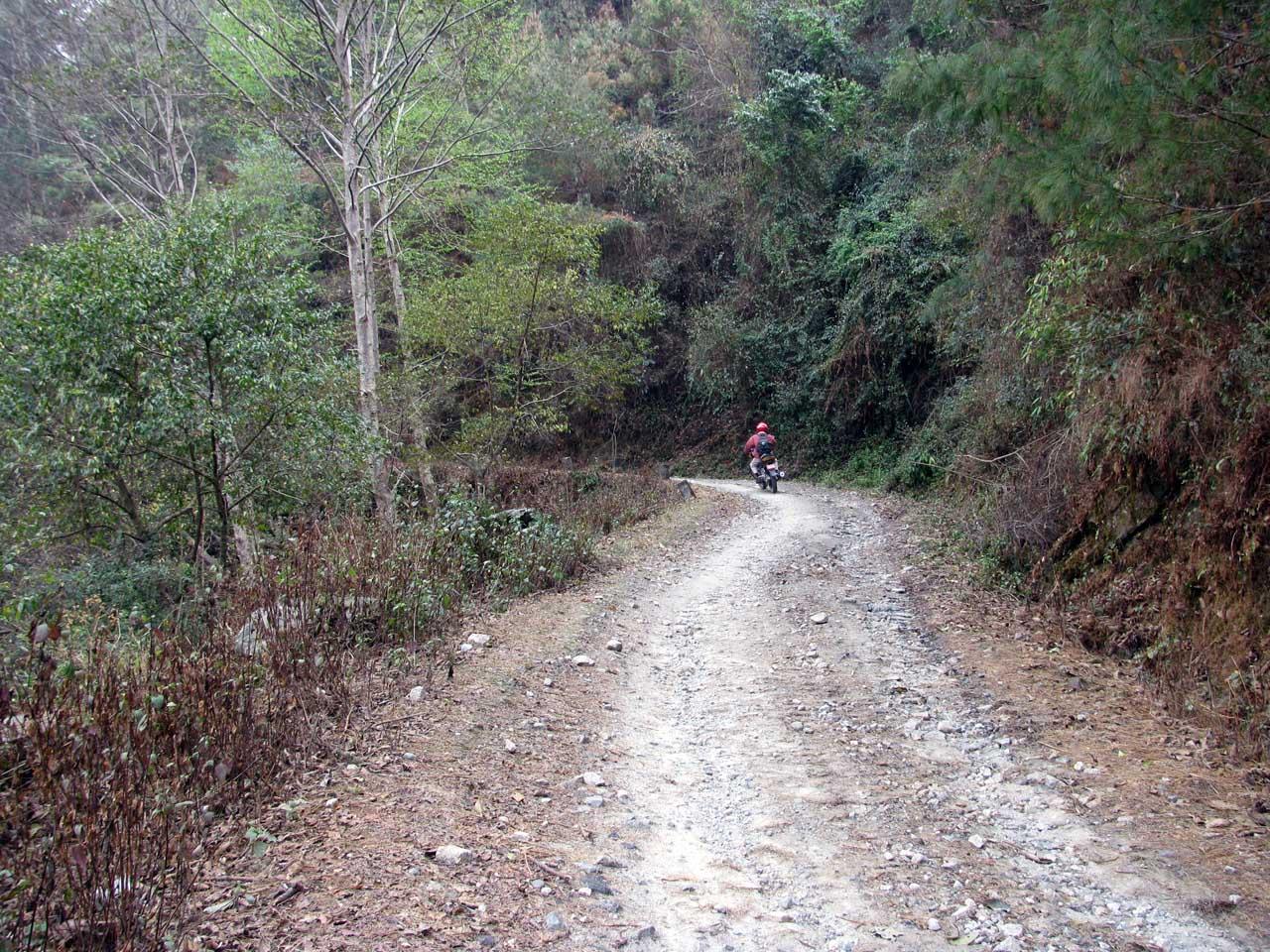 piste de Dachinkali