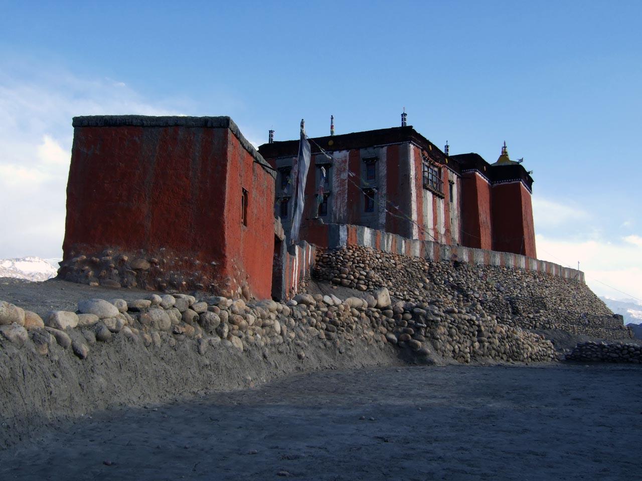 Monastère de Tsarang