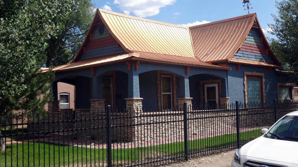 maison de Salida