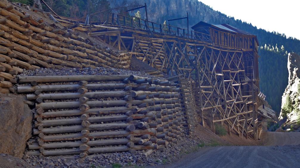 mines abandonnées