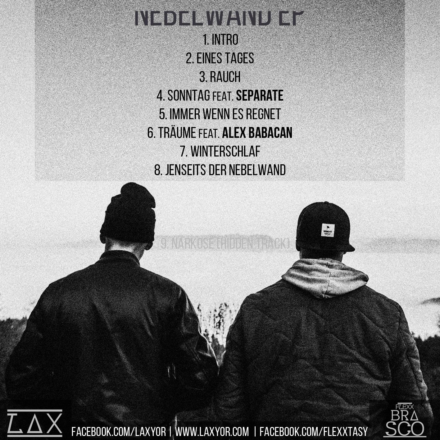 Back Cover | NEBELWAND