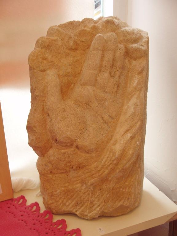 La main verte - Pierre de bourgogne