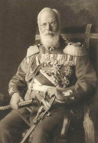 bsonders BAYERISCH Personen_König Ludwig III. von Bayern
