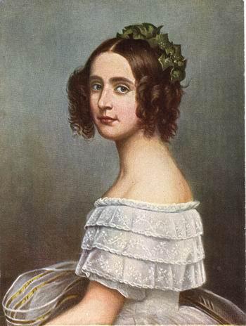 bsonders BAYERISCH Personen_Prinzessin Alexandra von Bayern