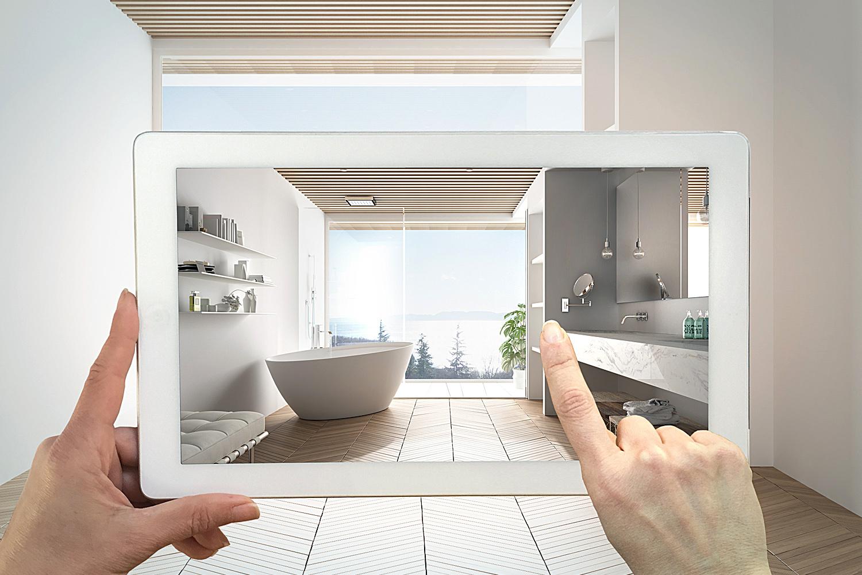Ihr Traum-Bad in 3-D erleben