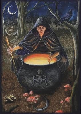 #große Mutter #blütenklang #samhain