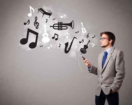 Überall Musik mitnehmen und hören