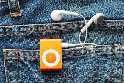 Kaum zu erkennen und doch ein fetter Sound – der ipod mini