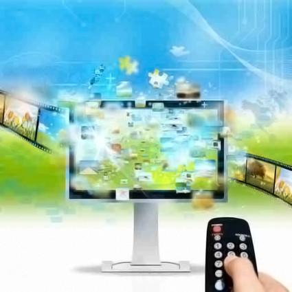 Multimedia fähige TV-Geräte