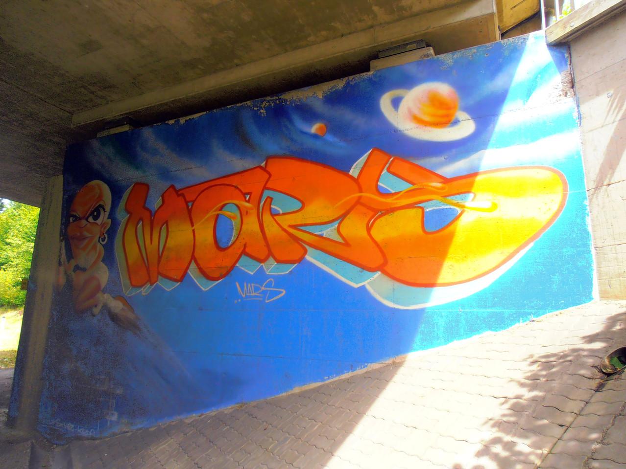 DA MARS WARS  ;-) (ca. 2002)