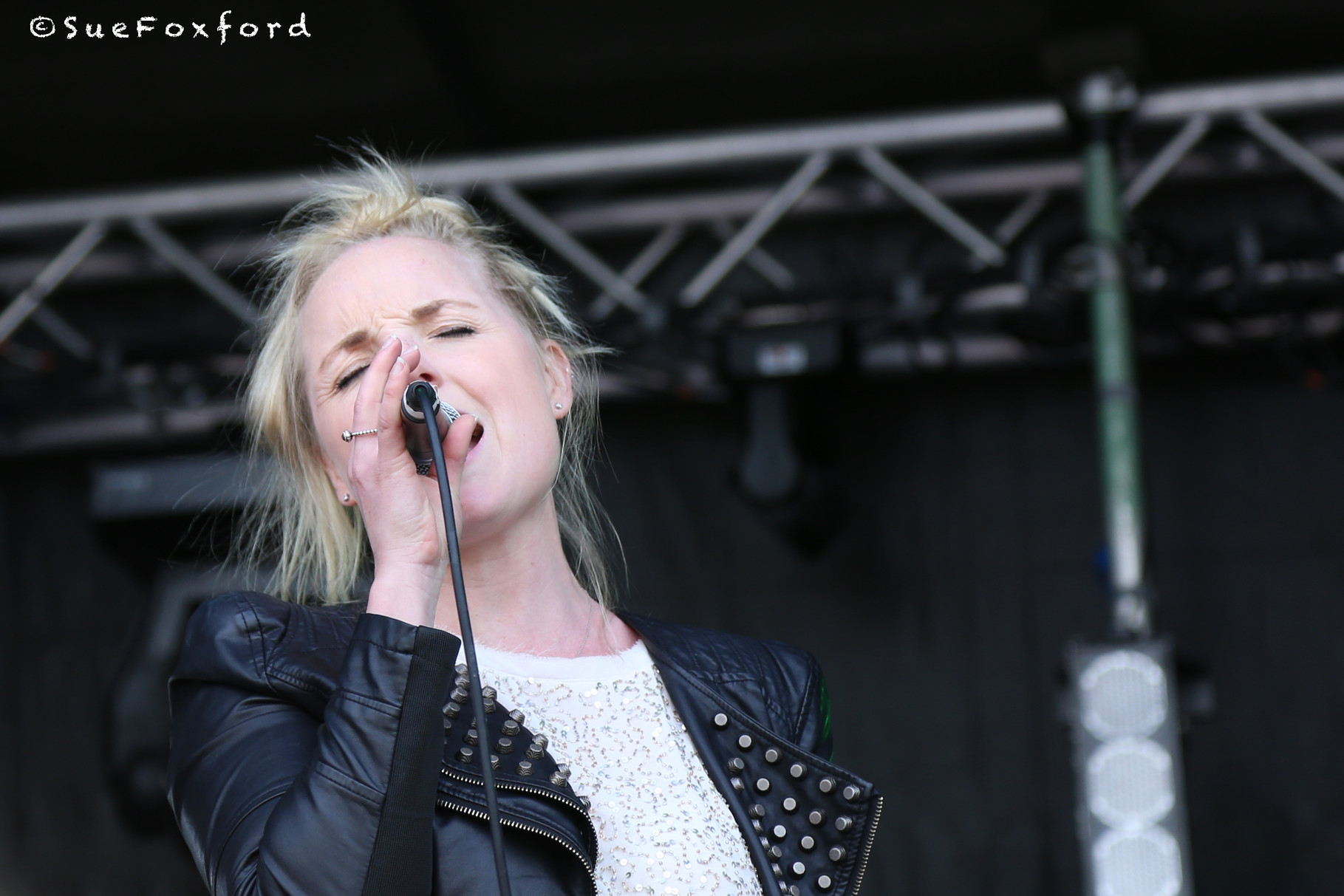 Kerry Ellis  - @SueFoxford