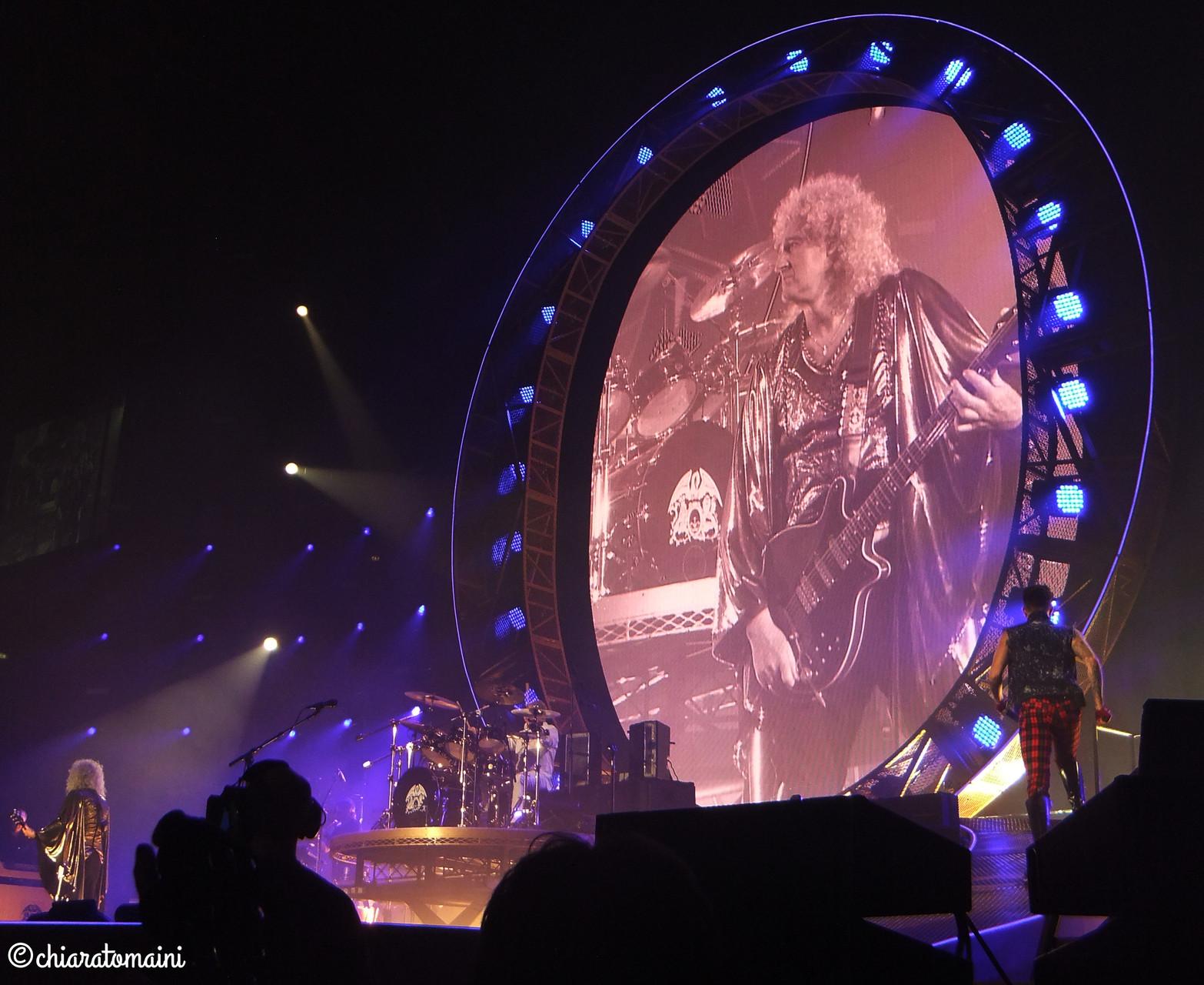 Bohemian Rhapsody  - 10 February - Assago Forum (Milano) - ©ChiaraTomaini2015