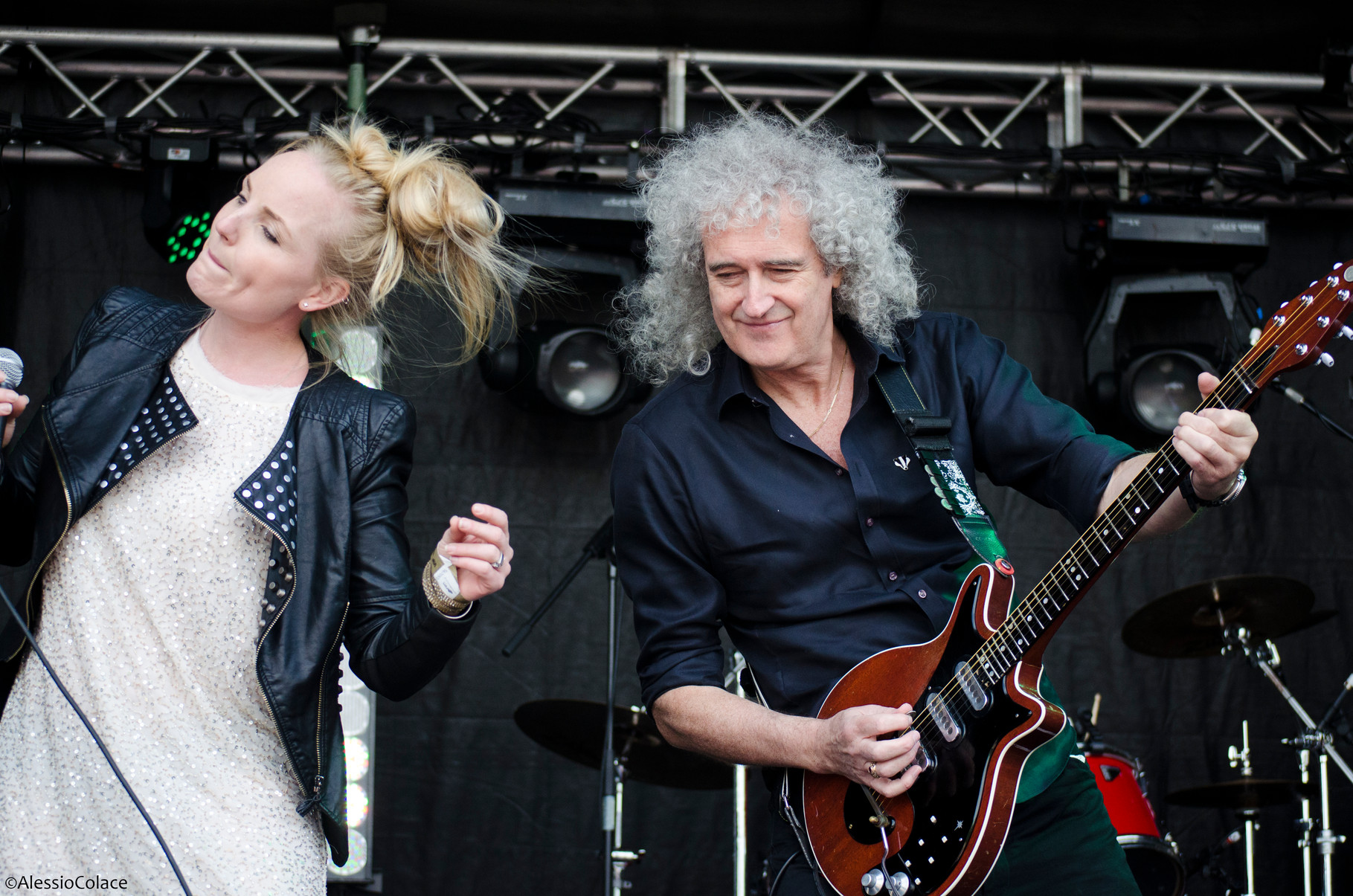 Kerry Ellis, Brian May - @AlessioColace