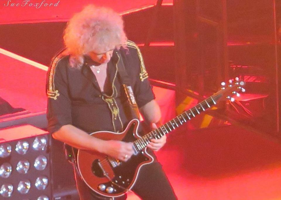 Brian May -  ©SueFoxford 2015