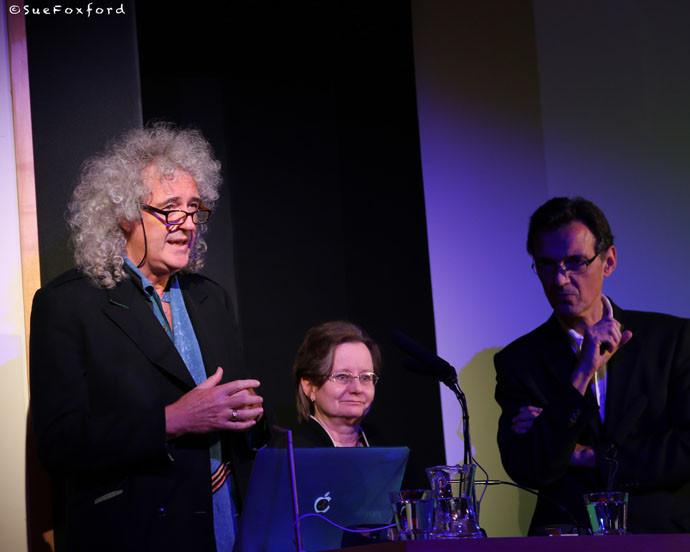Brian, Paula, Denis - ©SueFoxford 2014
