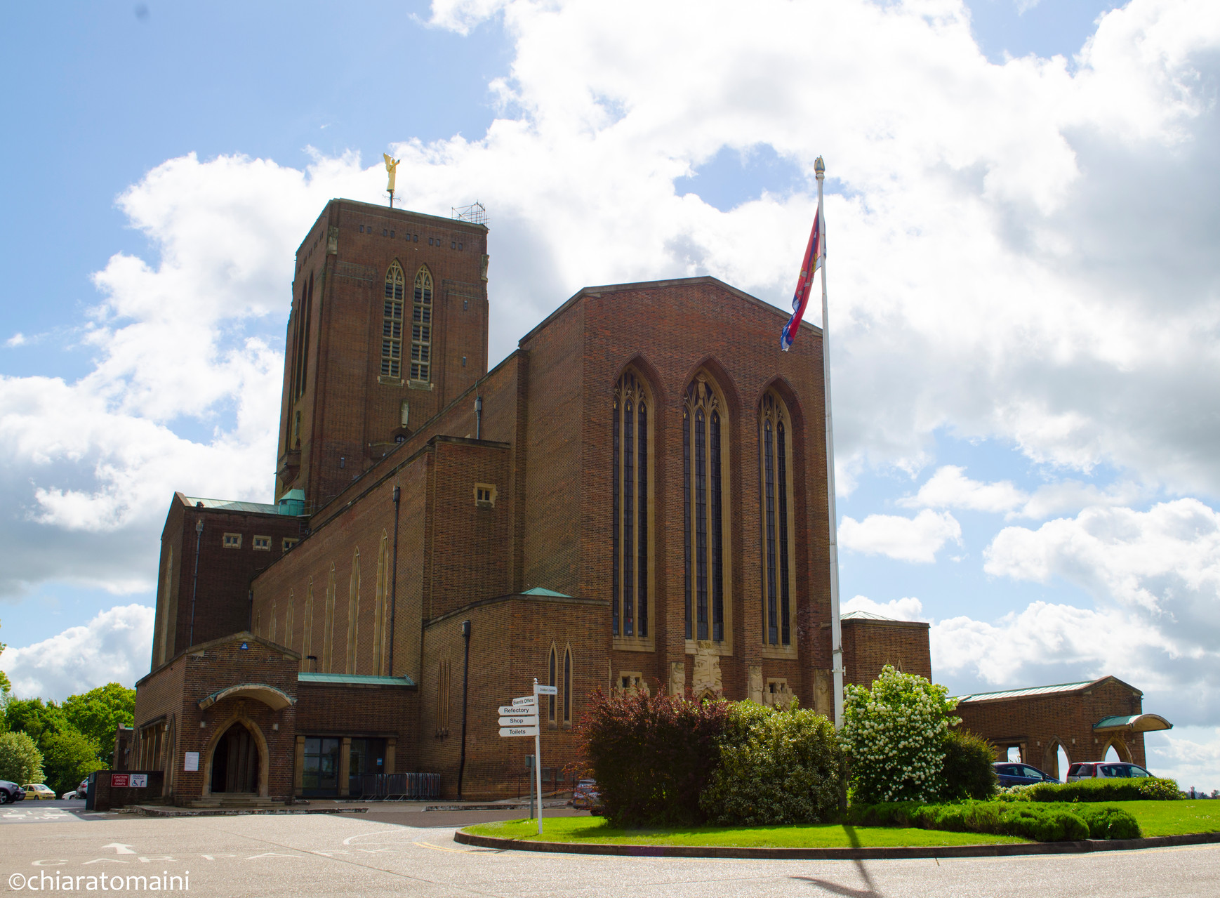 Guildford Cathedral - @ChiaraTomaini
