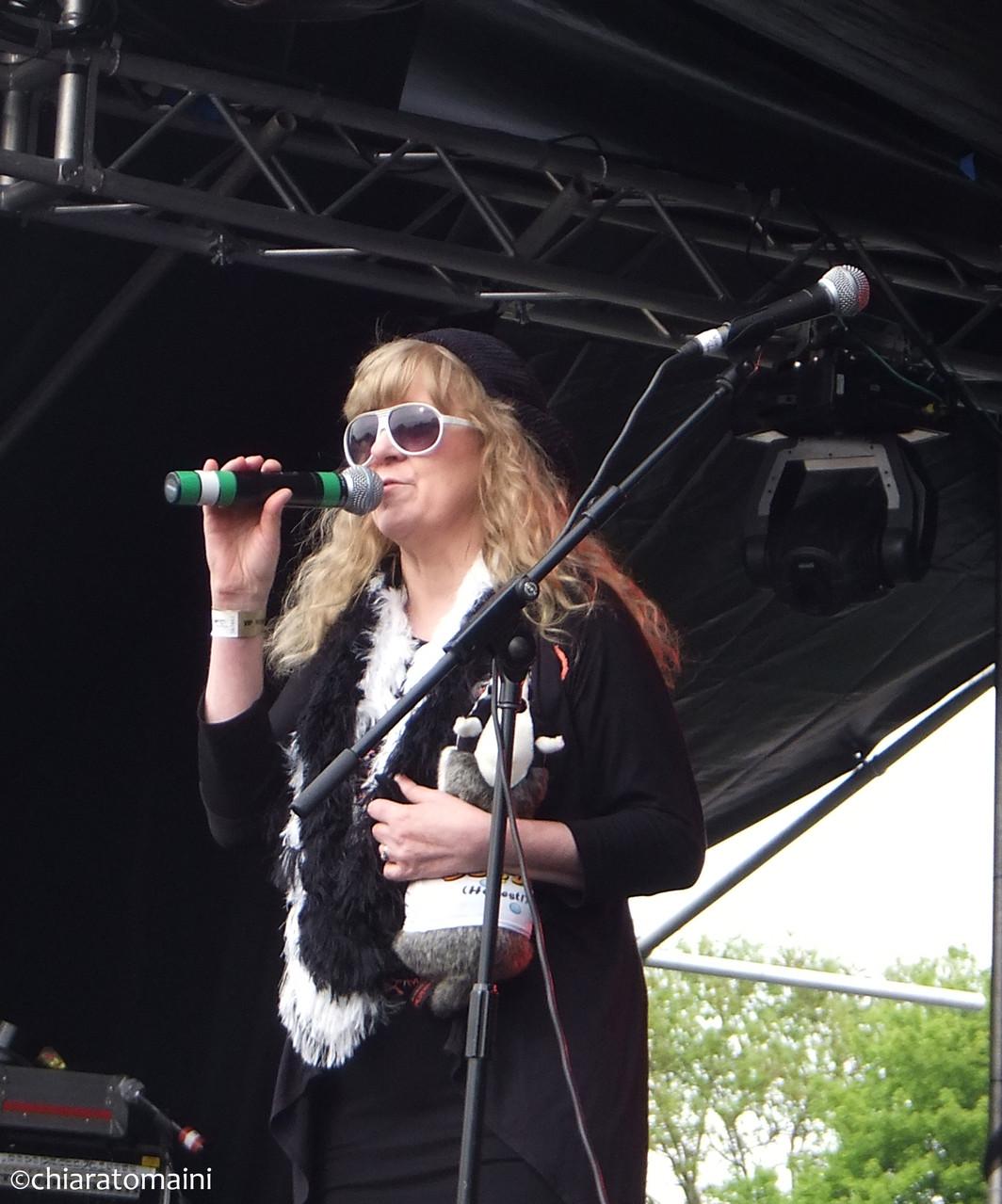 Shirley Higton - @ChiaraTomaini
