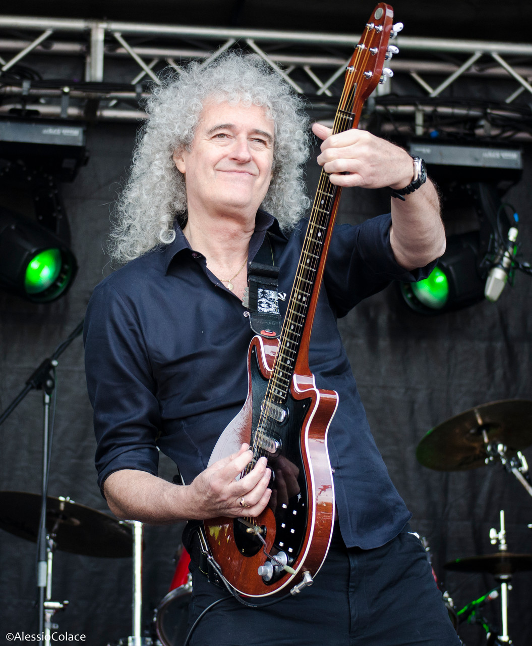 Brian May - @AlessioColace