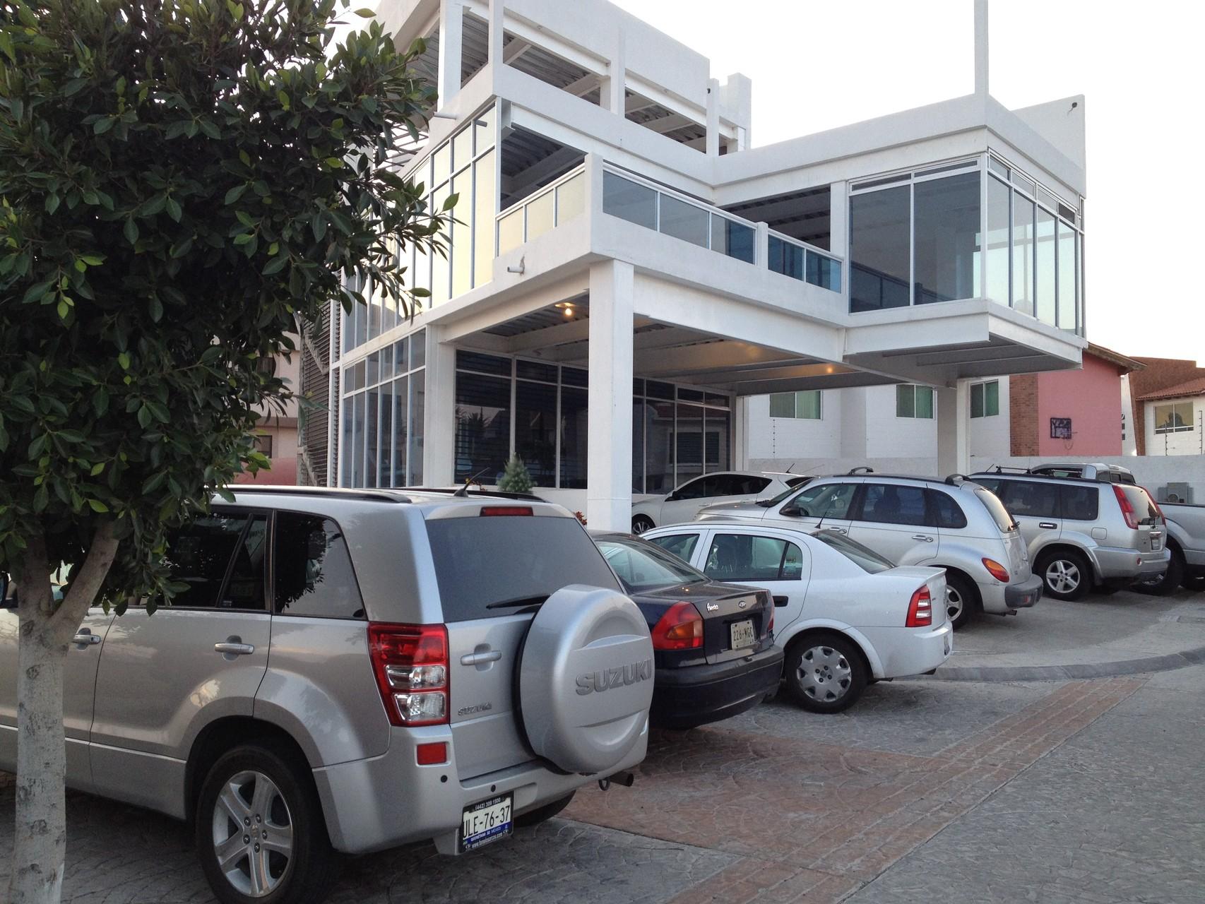 Edificio en renta de oficinas