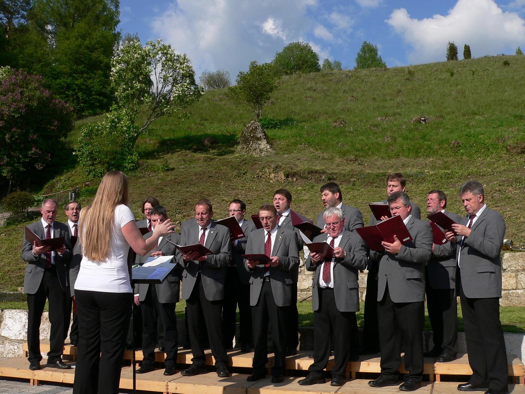 Männerchor Gesangverein Alfeld