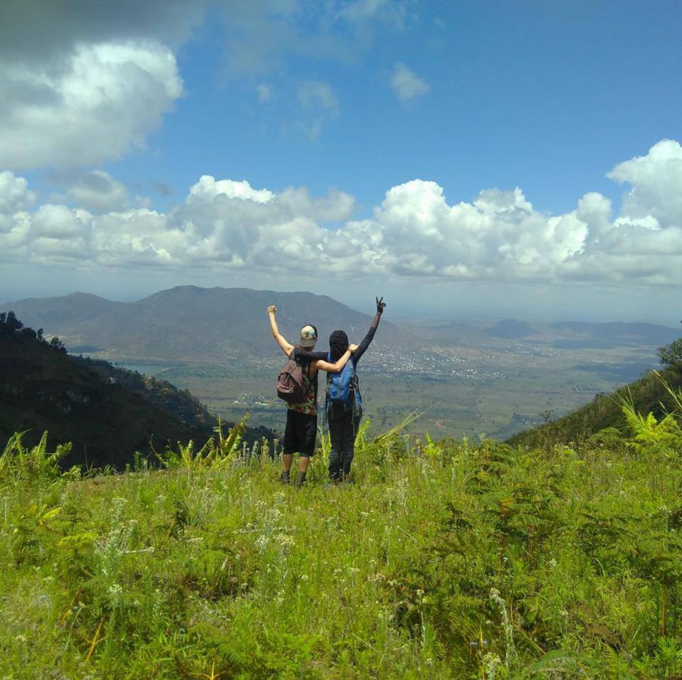 Feel on top of the world!