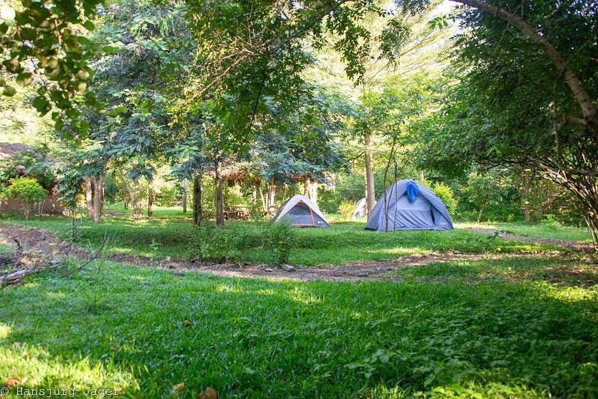 Campsite Udzungwa