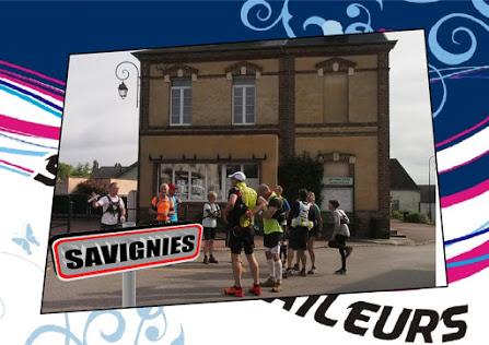 Sortie à Savignies avec Badette & Martin (dép60 - 16/28km - Sam21/05/2016)