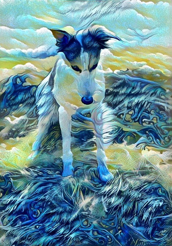Kunstwerk von Dali