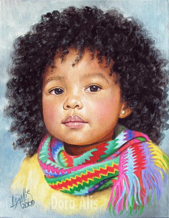 African Girl 9
