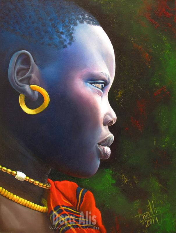 African Girl 31