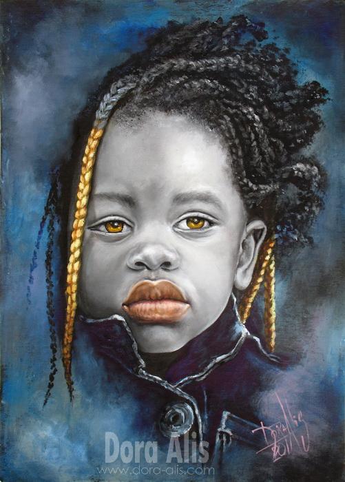 African Girl 42