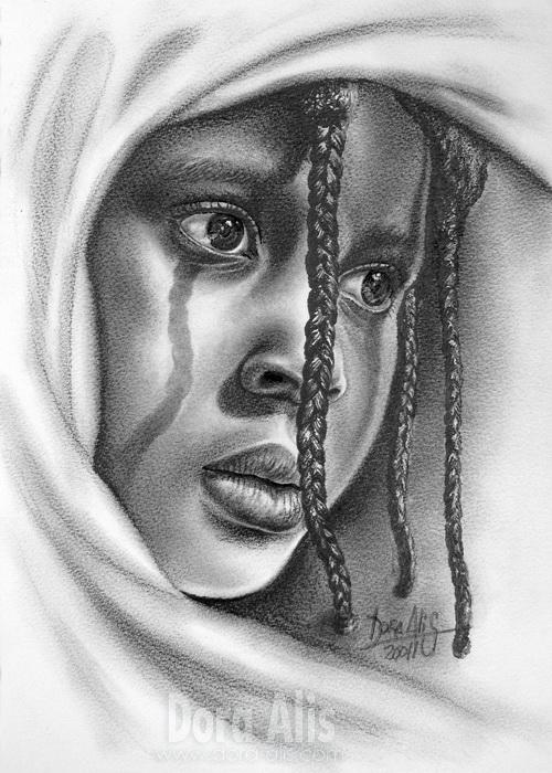 African Girl  49