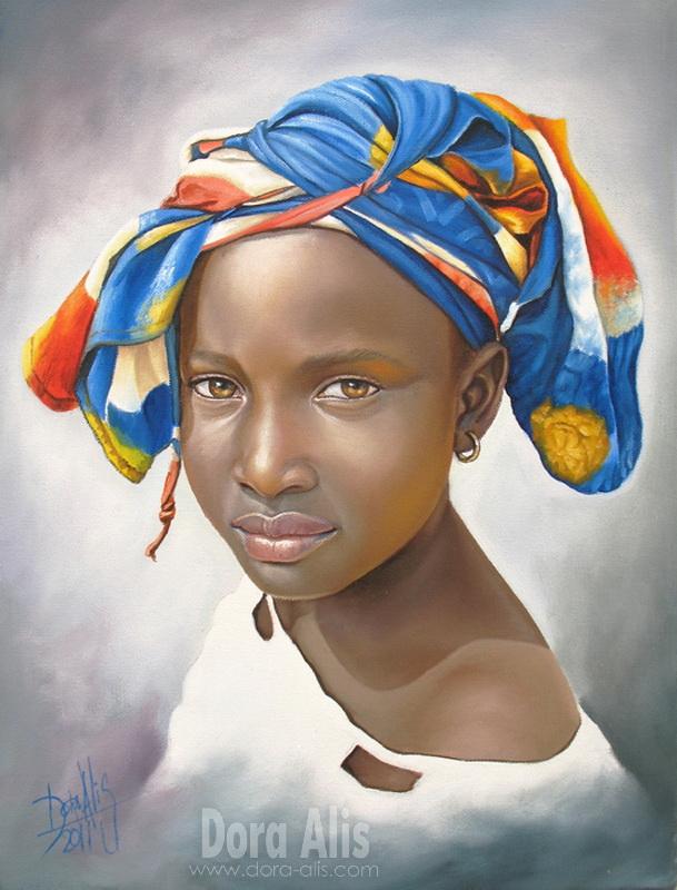 African Girl 29