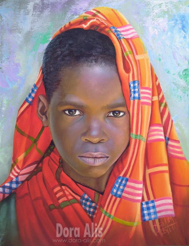 African Child 35