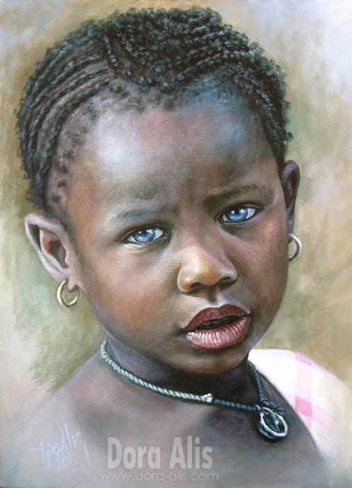 African Girl 69 #1