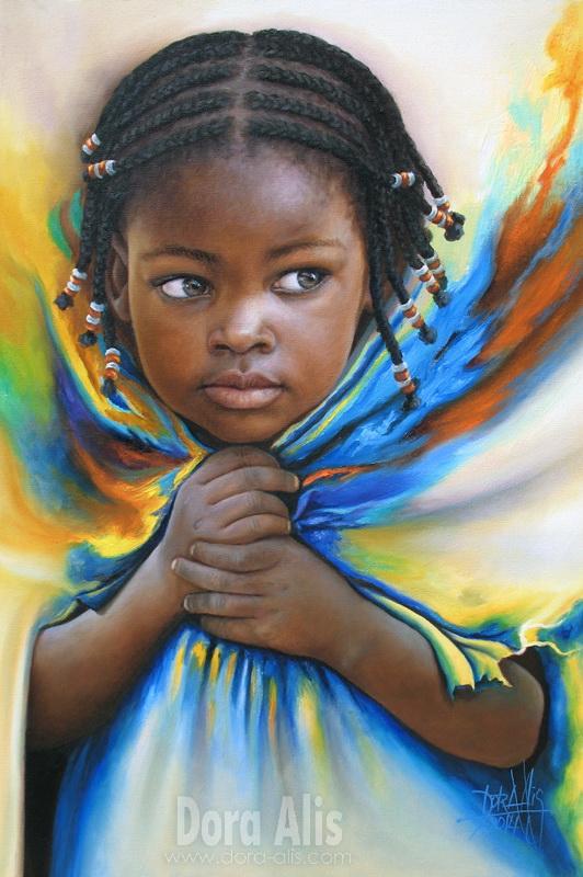 African Girl 83