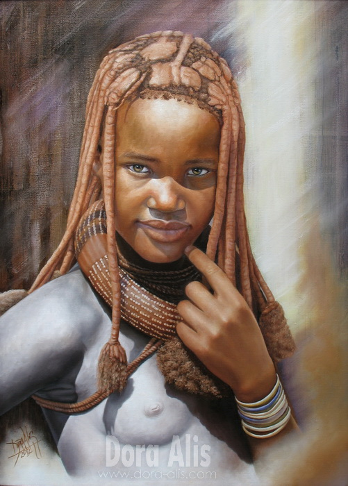 African Girl 59
