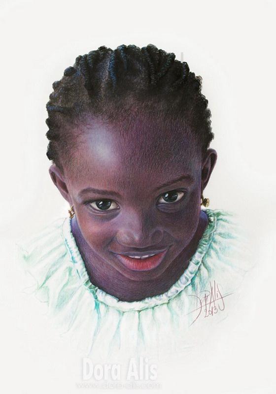African Girl 78