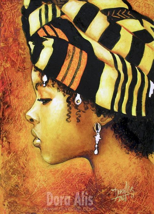 African Girl 47