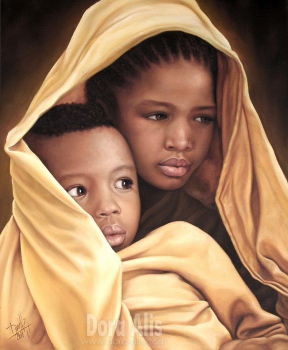 African Girl 57