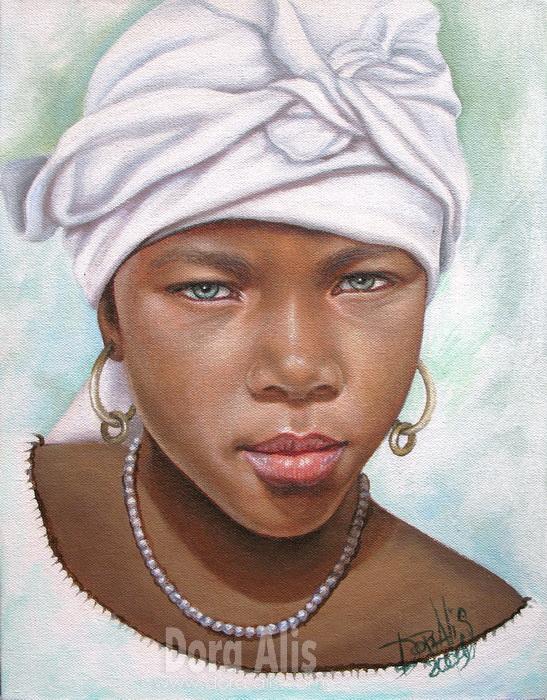 African Girl 15