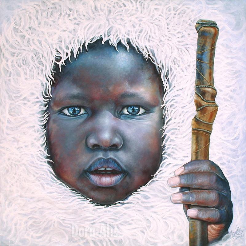African Girl 87