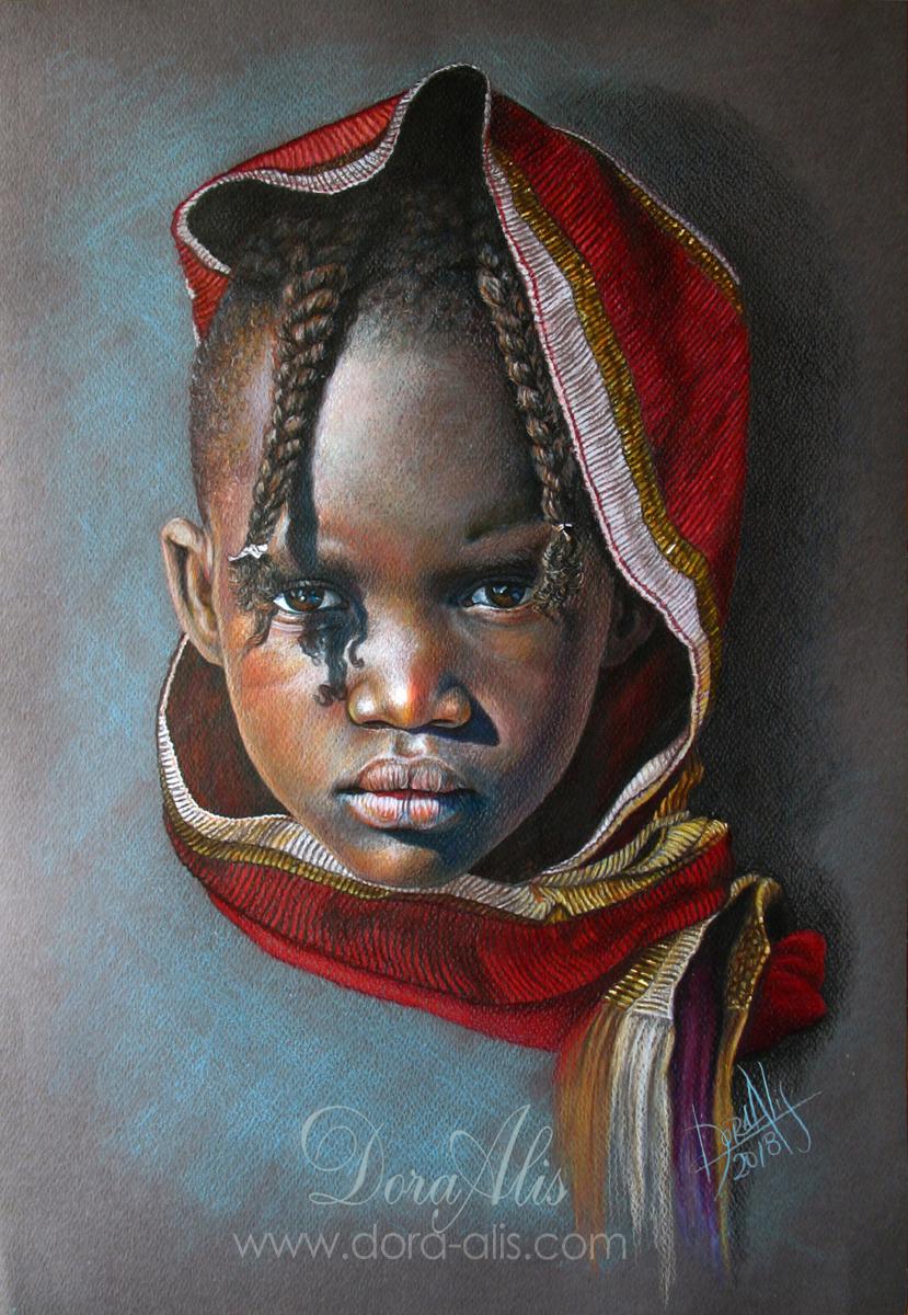 African Girl 99