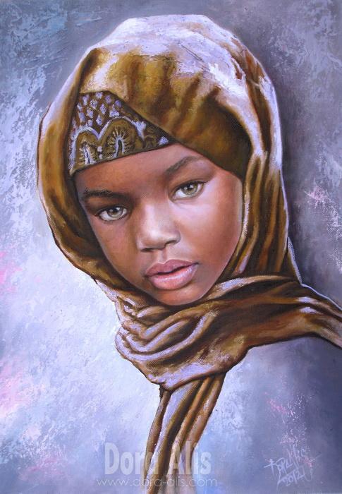 African Girl 63