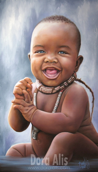African Baby 54