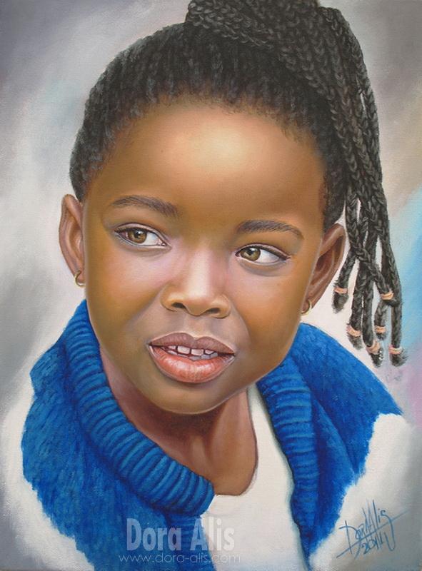 African Girl 32