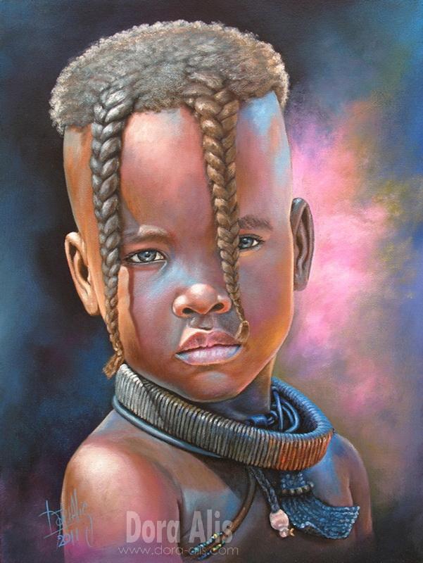 African Girl 27