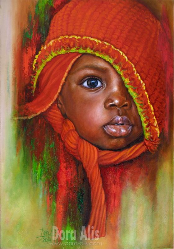African Girl 82