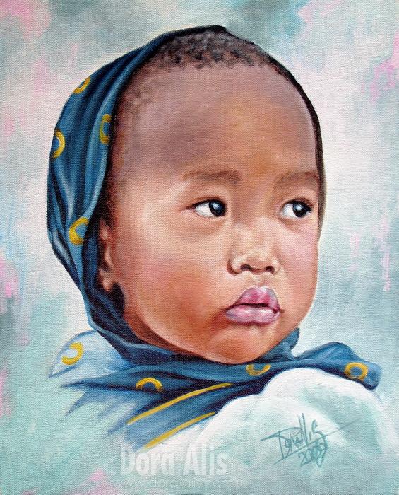 African Child 12